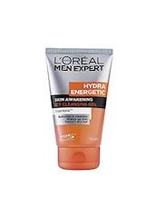 L'Oreal Paris Men Expert Hydra Energetic Skin Awakening Icy Cleansing Gel Face Wash (100 Ml) - By
