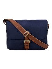 blue canvas bag -  online shopping for Bags