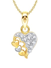 gold metal pendant -  online shopping for Pendants