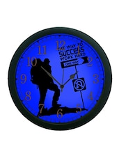 MeSleep Quotes Wall Clock (With Glass) - By