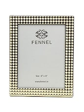 Fennel Golden Photo Frame - By