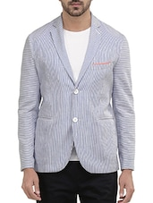 multi cotton casual blazer -  online shopping for Casual Blazer