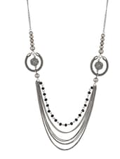 silver metal other necklace -  online shopping for Necklaces