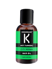 Kronokare - Anti Turm(Oil) - City Repair Hair Oil - 30 Ml - By