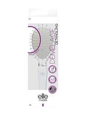 Elite Models Purse Hair Brush - White - By