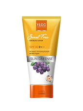 VLCC Sweat Free Sun Block Lotion - SPF 40 (100 G) - By