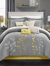 Bella premiun cotton three piece duvet cover -  online shopping for Quilt Covers
