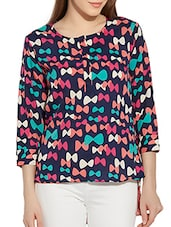 multi poly cotton regular top -  online shopping for Tops
