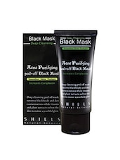 Shills Black Mask Black Head Remover Face Pack  (50 Ml) - By