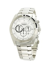 Citizen Analog White Dial Men's Watch - AN8010-55A -  online shopping for Analog Watches