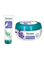 Himalaya For MoMs Anti-rash Cream 50 G  And Soothing Body Butter Cream For MoMs  Lavender 50 Ml - By