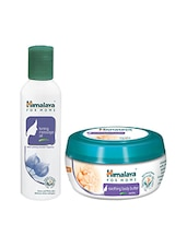 Himalaya For MoMs Tonning Massage Oil 200 Ml And Soothing Body Butter 50 Ml - By