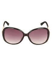 ADINE OVERSIZED WOMEN SUNGLASSES - By