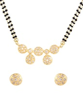 white gold plated set -  online shopping for Sets