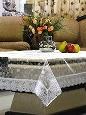 Transparent Plastic Table Cloth -  online shopping for Table Cloths