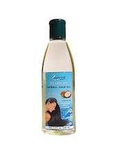 Jasmine Herbal Hair Oil Ideal For Anti Hair Loss, Lice Prevention, Dandruff Treatment & Promote Hair Growth - By
