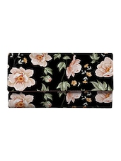black canvas  clutch -  online shopping for clutches
