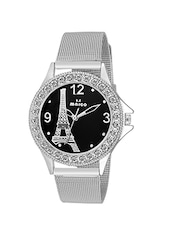 Marco stainless steel Strap Women'S Analog Watch -  online shopping for Wrist watches