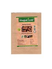 Shagun Gold 100% Natural Aritha Powder For Silky Smooth Hairs Naturally (250Gm) - By