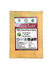 Shagun Gold Hair Color Natural Brown 100x4gm - By