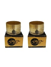 Glow Plus Gold Skin Whitening Cream For Glowing 2 Pack - By