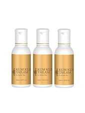 Kum Kumadi Tailam 50 Ml Oil For Blemishes & Scars (Pack Of 3) - By