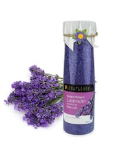 Soulflower Lavender Bathsalt -  online shopping for salt and bubbles
