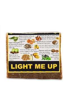 Light Me Up Soap - SOULFLOWER