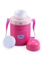 Pink BPA Free Food Grade Plastic  Sipper Water Bottle - By
