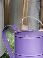 Watering Can Purple - By