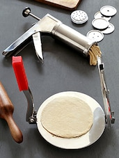 Combo Of Puri Maker & Kitchen Press - 07 -  online shopping for Kitchen Tools