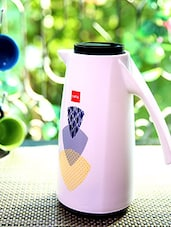 white Plastic, glass Flask -  online shopping for Thermoware