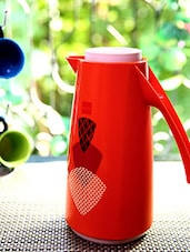 orange Plastic, glass Flask -  online shopping for Thermoware