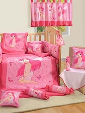 Swayam 7 Piece Complete Baby Crib Set - By