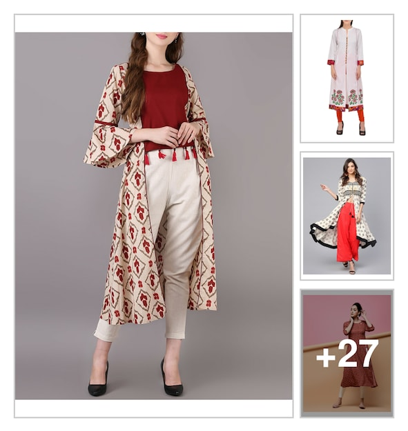 New Arrivals In Kurta Kurtis For Women Buy Latest Designer Kurta