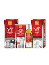 VLCC Shape Up Shaping Kit (HTA+Sliming Oil100ml) - By