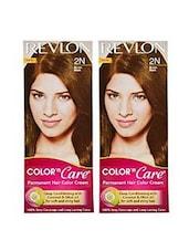 Brown Black Skin Friendly Ingredients Colour - By