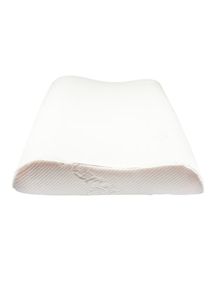 White Reveries Memory Foam Contour Orthopaedic Pillow - 10859037 - Standard Image - 3