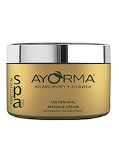 Ayorma Tan Removal Massage Cream, 50 Gm - By