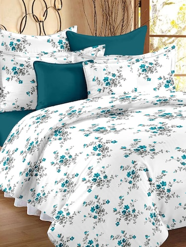 Bon Cotton Bed Sheets   Buy Designer Bed Sheets, Double Bed Sheet Online In  India