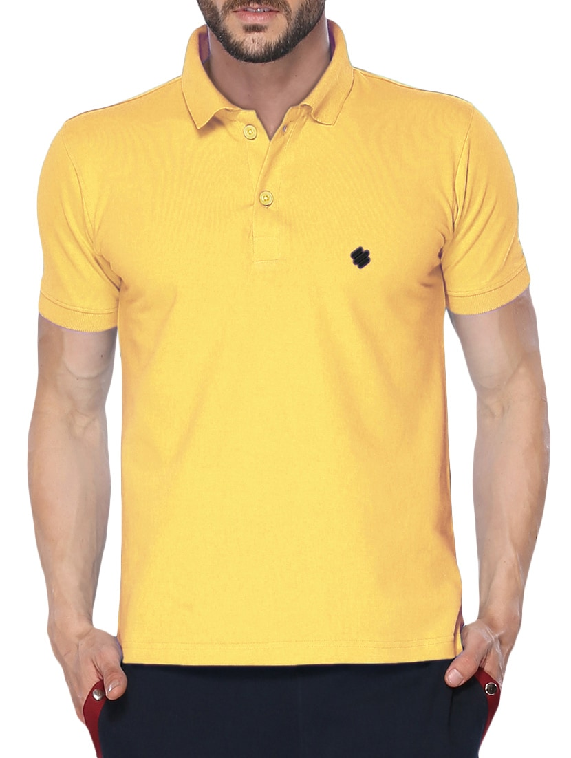 85c4d904b51 Yellow Polo Shirts 2 3 | Top Mode Depot