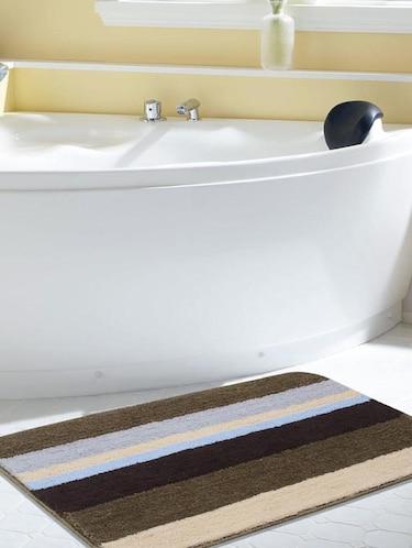 Bath Mats - Upto 70% Off | Buy Anti Skid Large Bathroom Mat Sets at