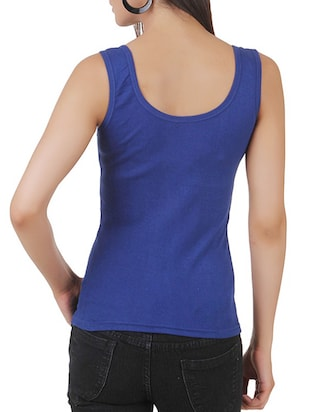 multi colored cotton tank tee set of 5 - 11707304 - Standard Image - 18