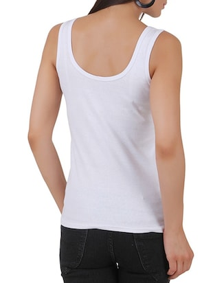multi colored cotton tank tee set of 5 - 11707306 - Standard Image - 15