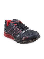 black and red sport shoe -  online shopping for Sport Shoes