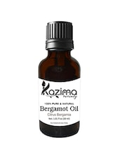 Bergamot Essential Oil (30ml) 100% Pure Natural & Undiluted Oil - By