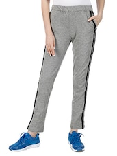 grey hosery track pants -  online shopping for Track pants