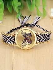 Friendship Bracelet  For Ladies Gold Watch -  online shopping for Analog watches