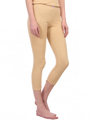 gold cotton thermal bottom - 12126371 - Standard Image - 3