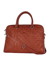 brown leather laptop bag -  online shopping for Laptop bags